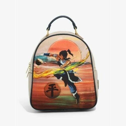 The Legend of Korra Avatar Mini Backpack