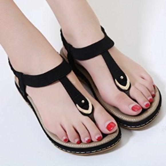 Comfy Sandals Bohemian beach thongsize 9