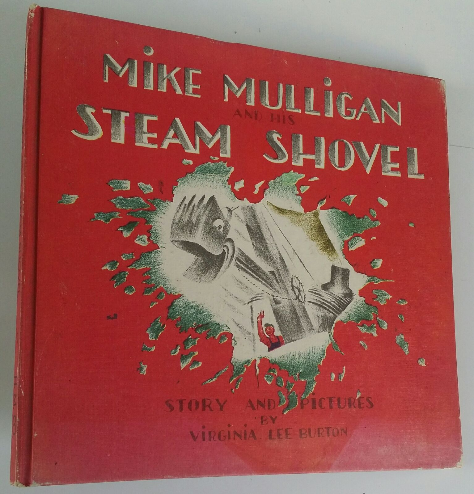 Mike Mulligan and his Steam Shovel Story