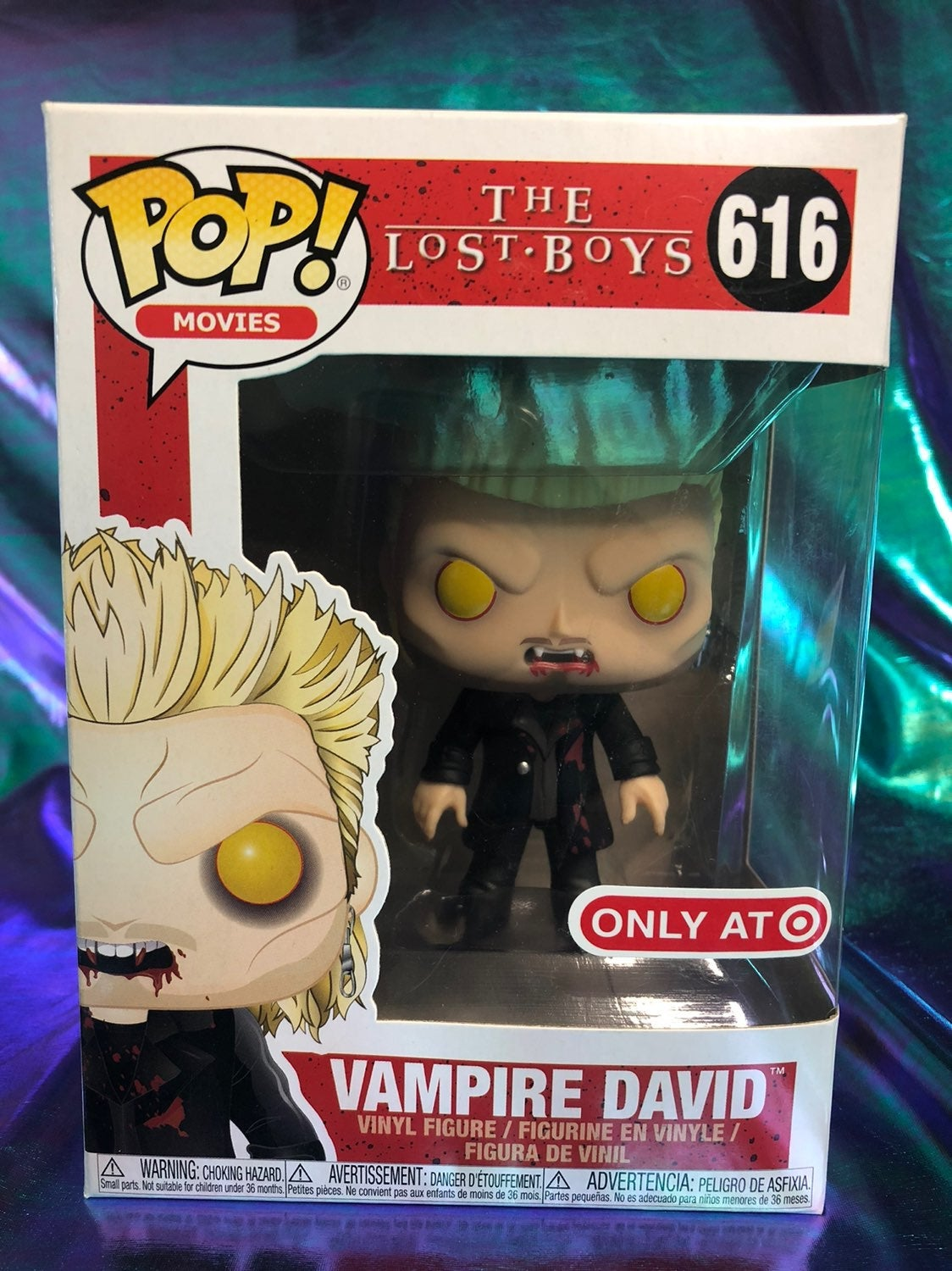 Funko Pop! Vampire David (The Lost Boys)