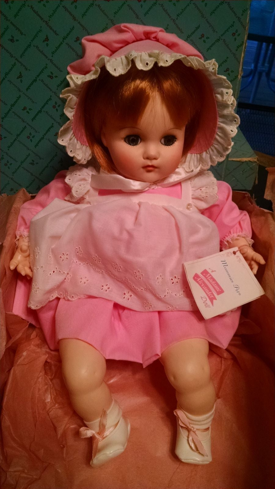Madame Alexander Doll 1973 MOMMIES PET