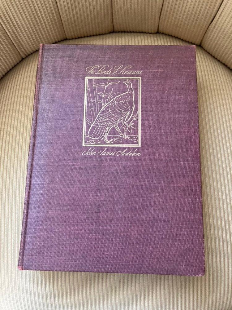 1942 Audubon's The Birds of America
