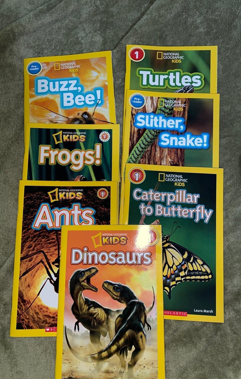 national geographic childrens books