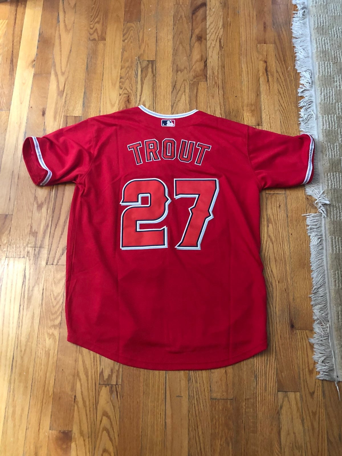 Mike Trout Jersey XL