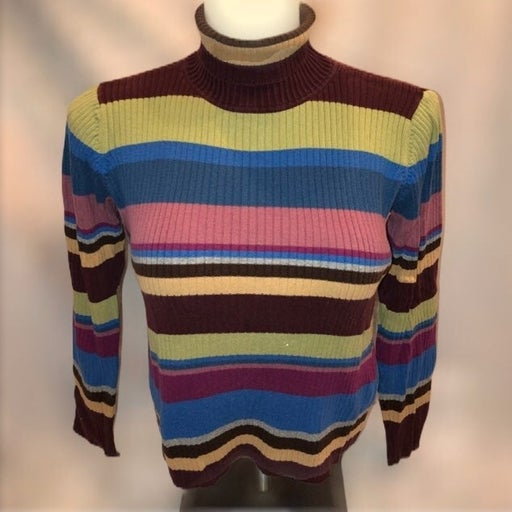 Crazy Horse Large TurtleNeck Sweater