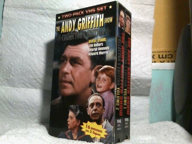 vhs tapes The Andy Griffith show