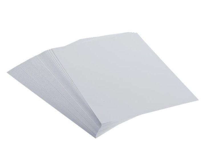 Pearl Cardstock paper 8.5 X 11 WHITE 20
