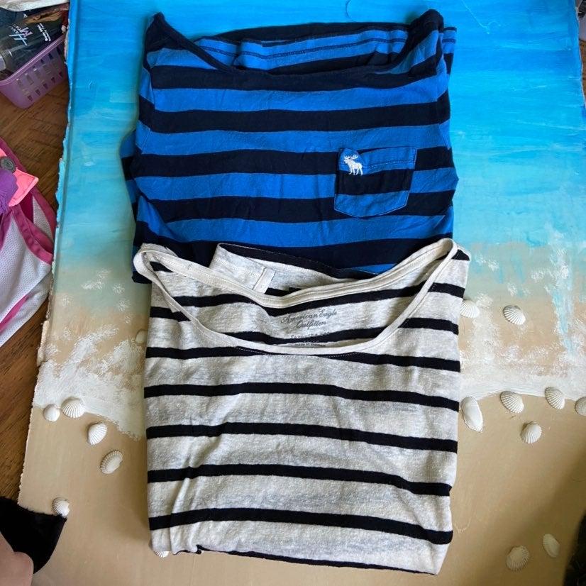 Striped shirt bundle