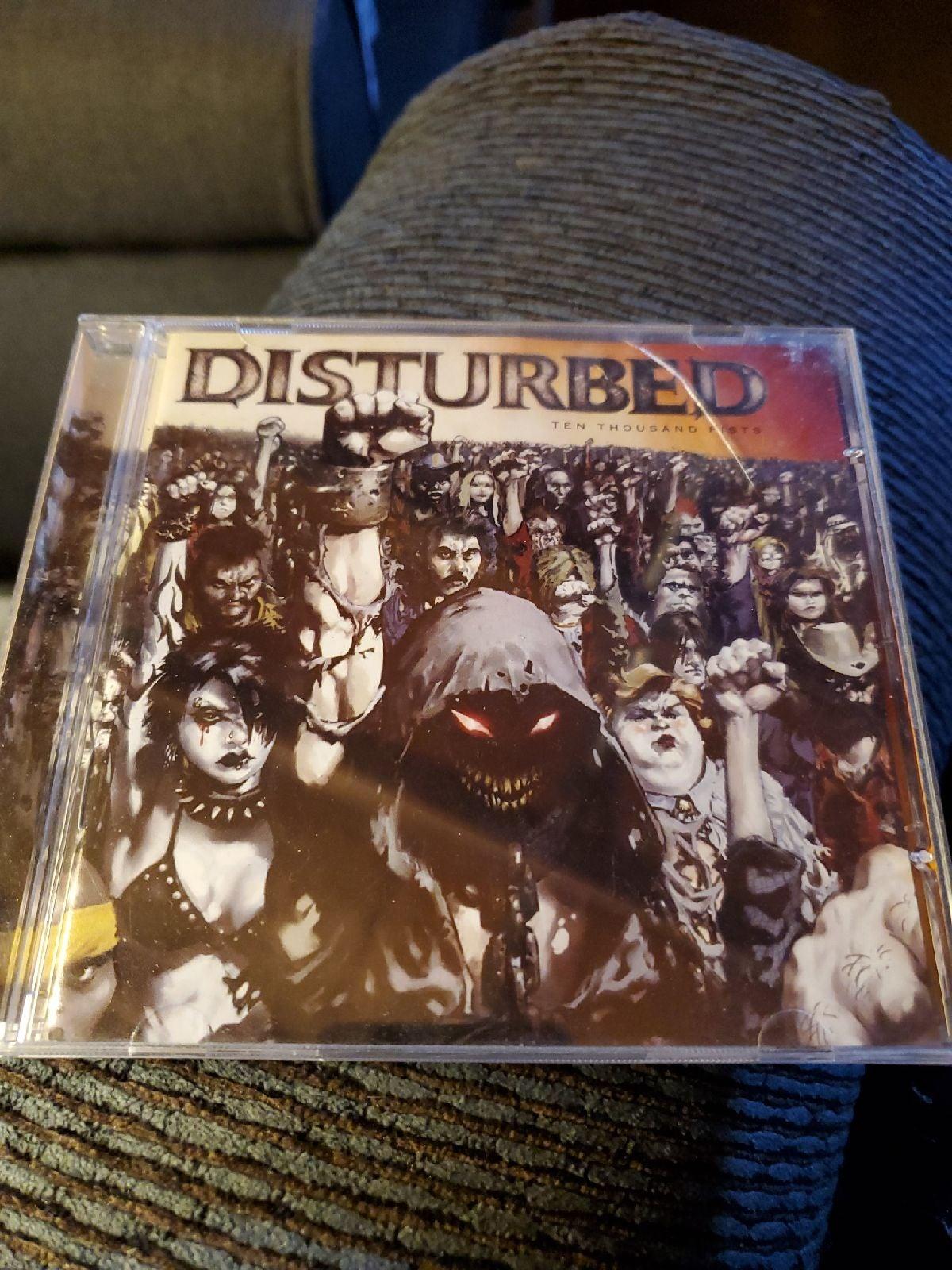 Disturbed: Ten Thousand Fists