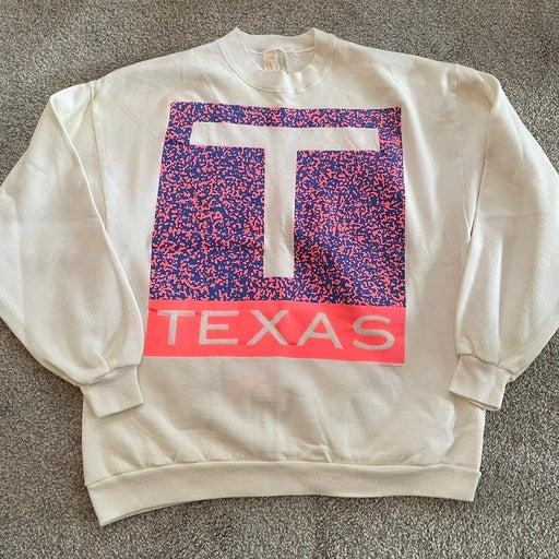 Vintage Texas Crewneck