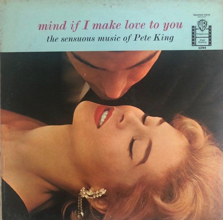 Pete King Vintage Vinyl Record