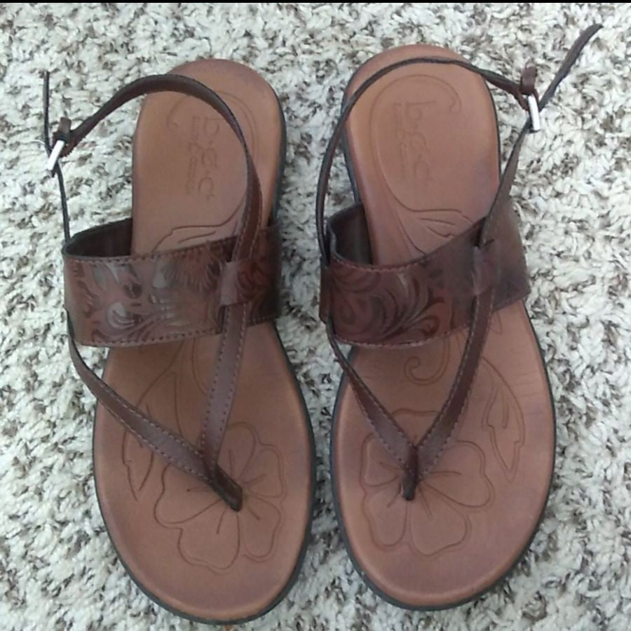 BOC Born Concept Brown Sandals