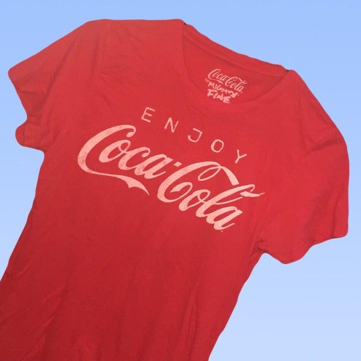 Vintage COCA COLA Shirt T-Shirt Shirt