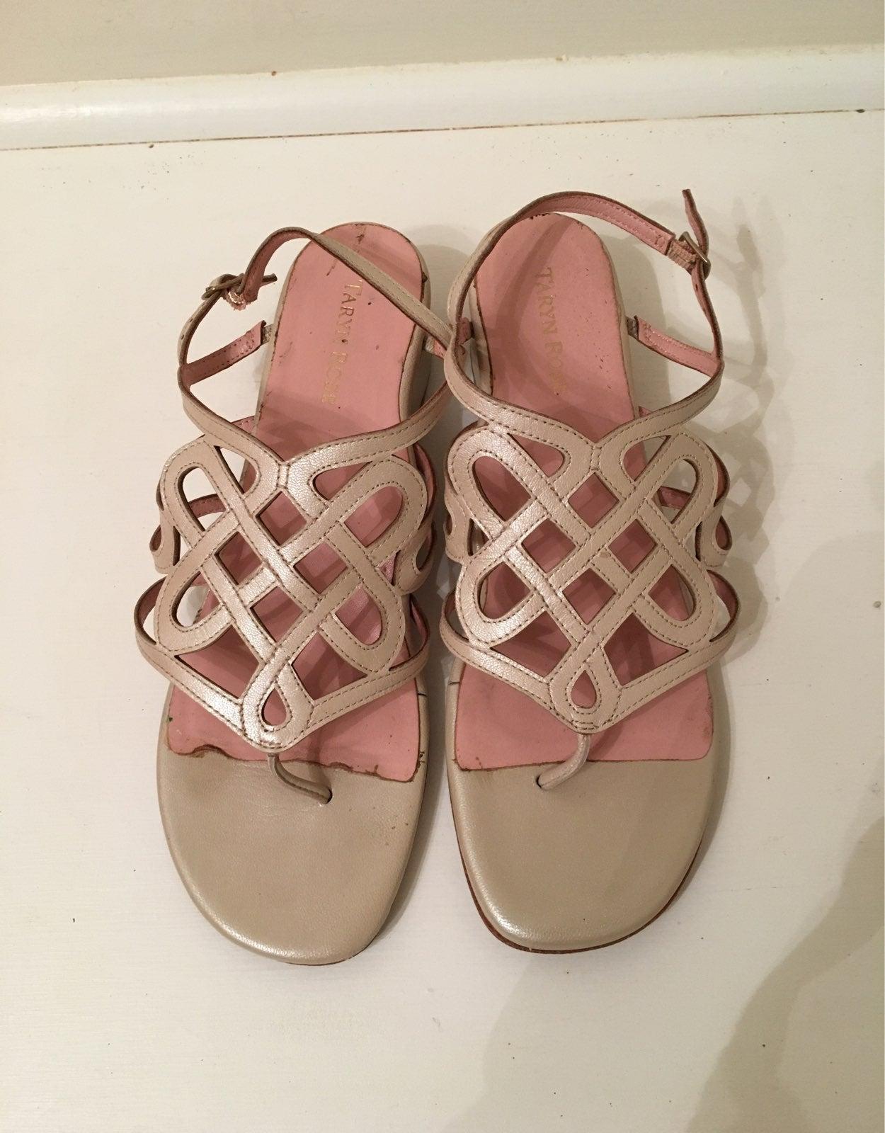 Taryn Rose Sandals Sz 10