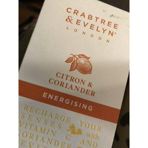 Crabtree Evelyn CITRON CORIANDER Hand