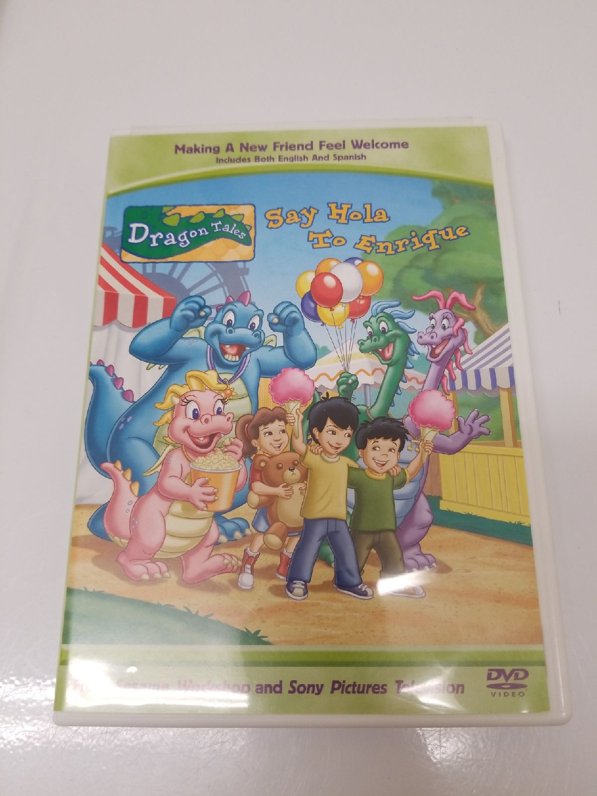 Dragon Tales DVD