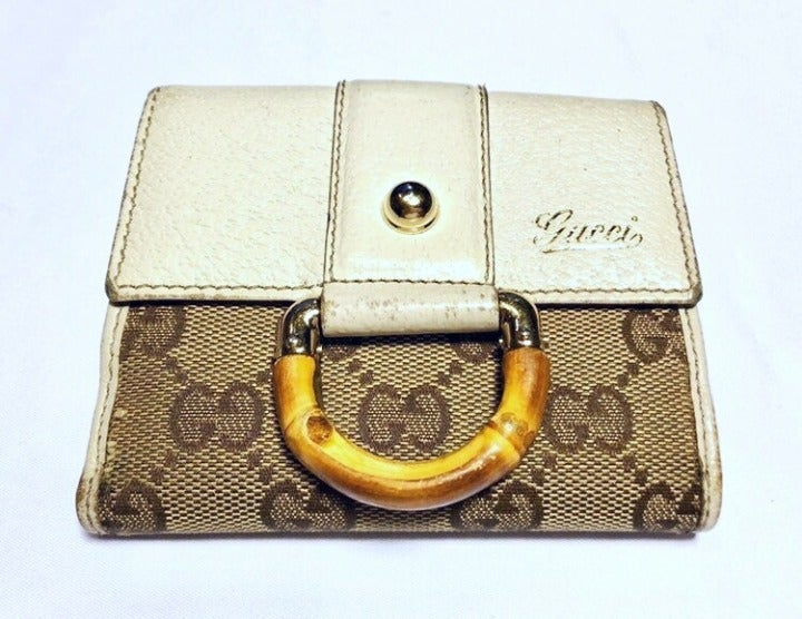 Gucci Wallet Tom Ford Vintage Leather