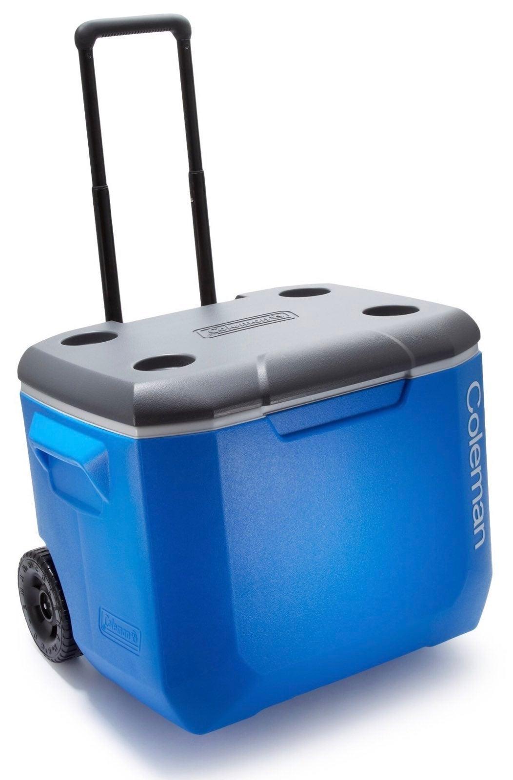 Coleman Wheeled Cooler (60 qts)