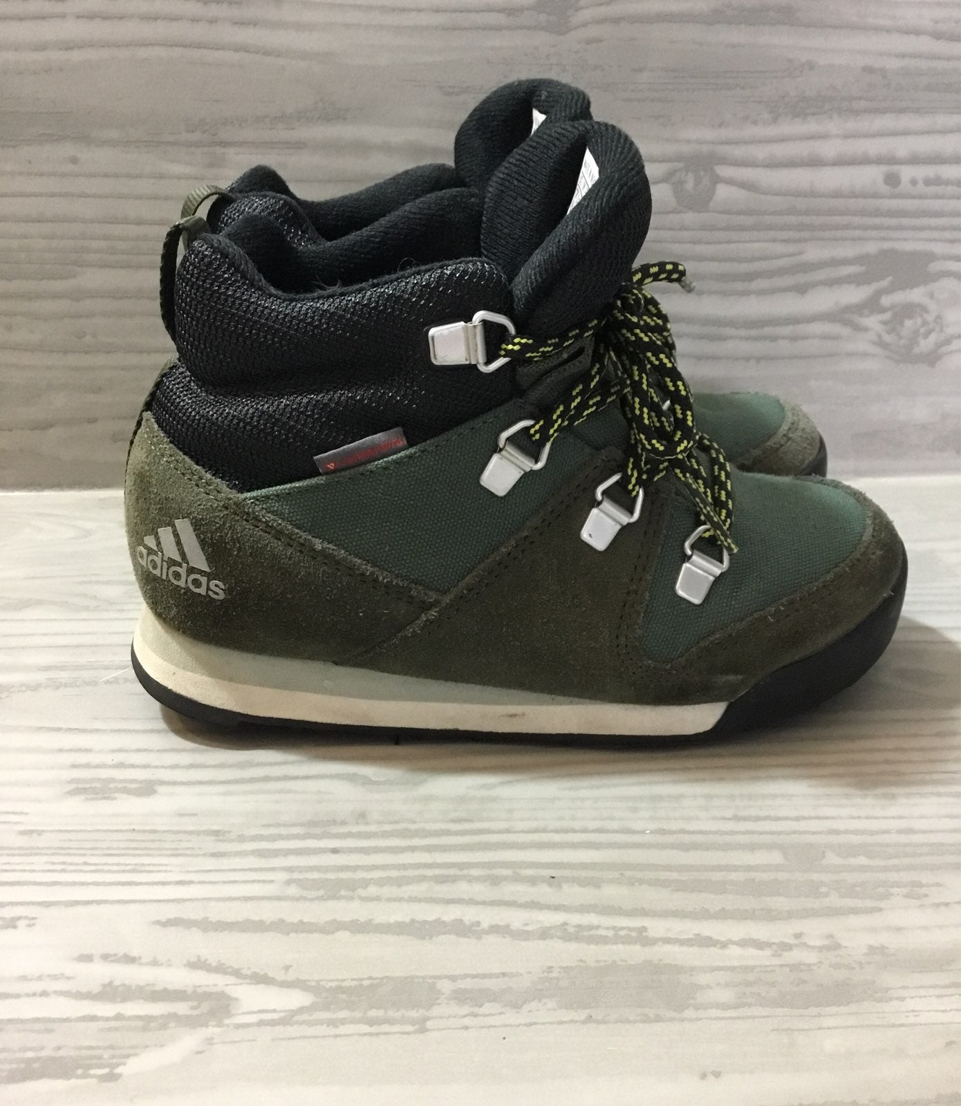 Adidas Climawarm Snowpitch Shoes Kids11K