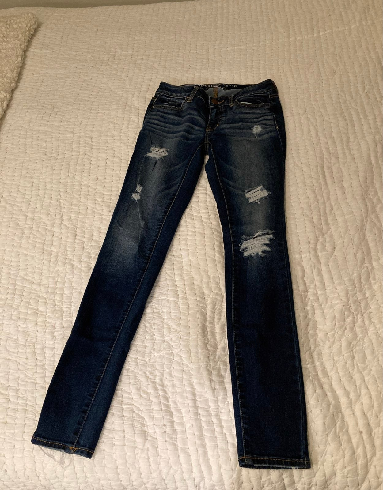 womens jeans size 4