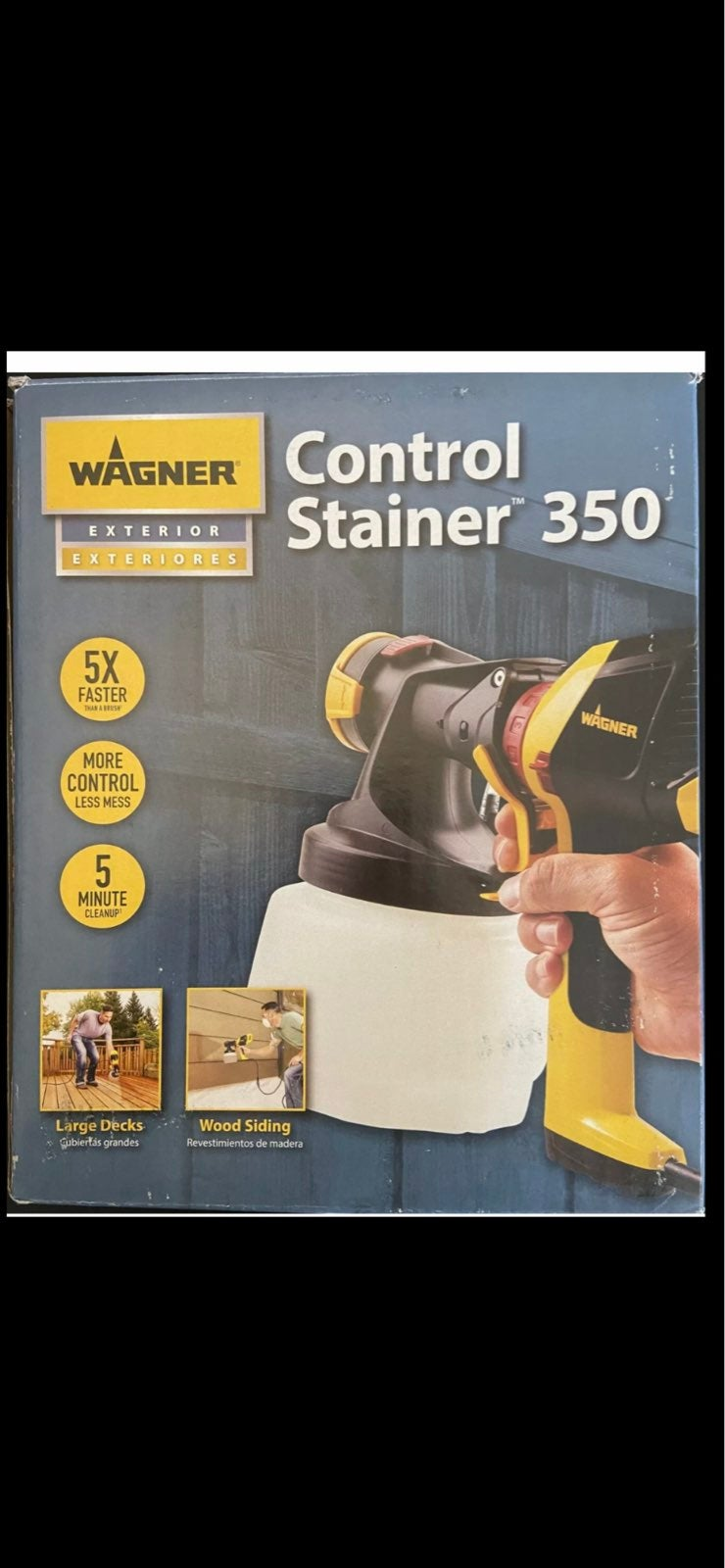 Wagner Control Stainer 350