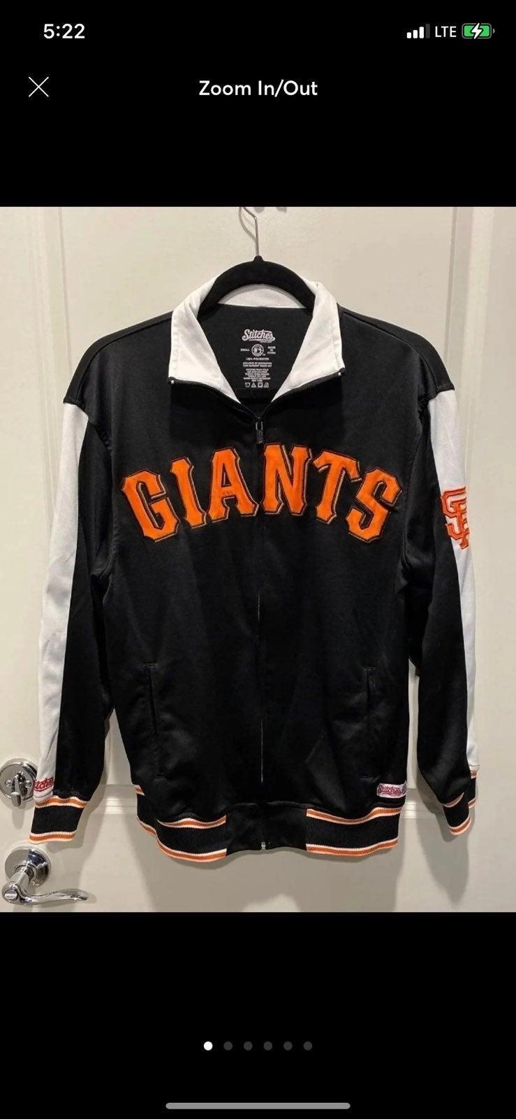 Stitches Giants Jacket