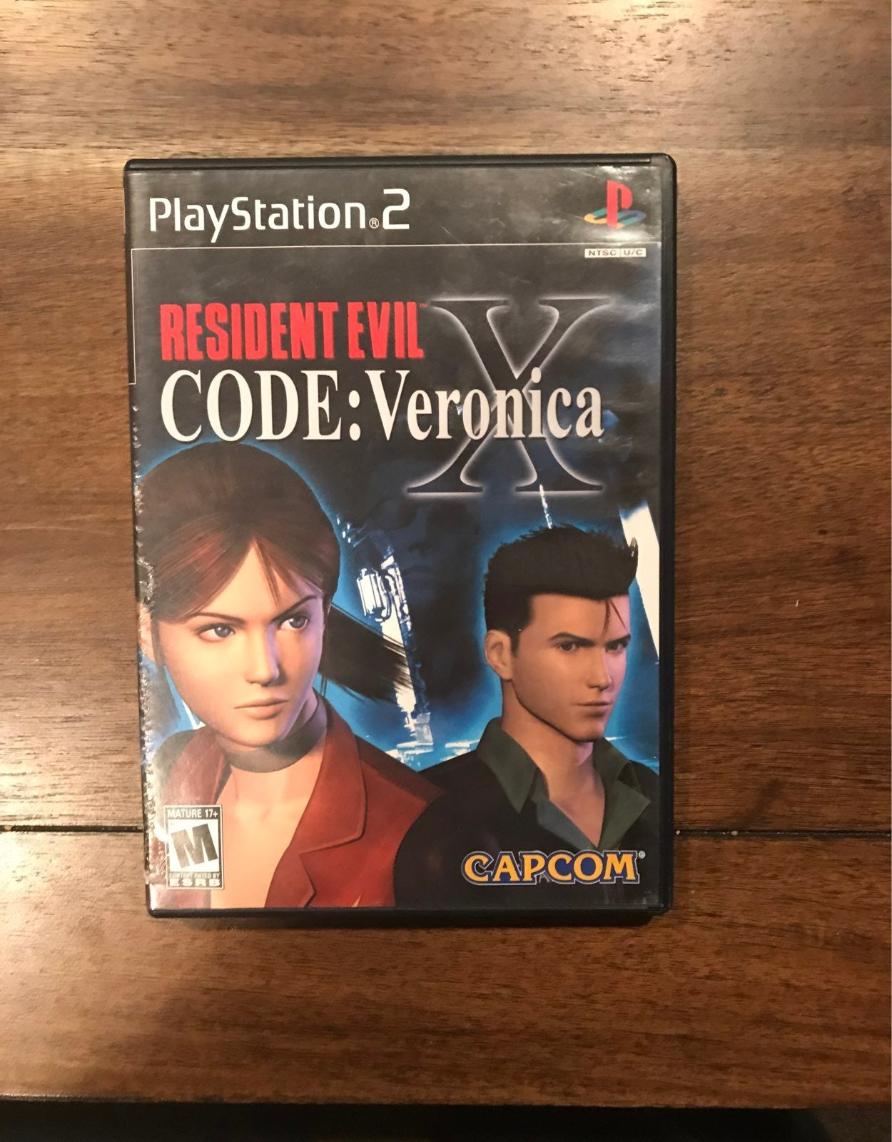 Resident Evil Code: Veronica X for PS2