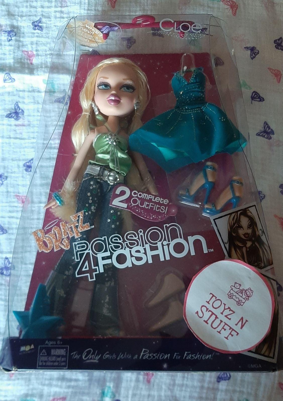 Bratz Passion 4 Fashion Cloe
