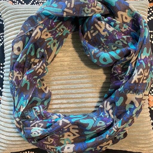 Calvin Klein lightweight scarf