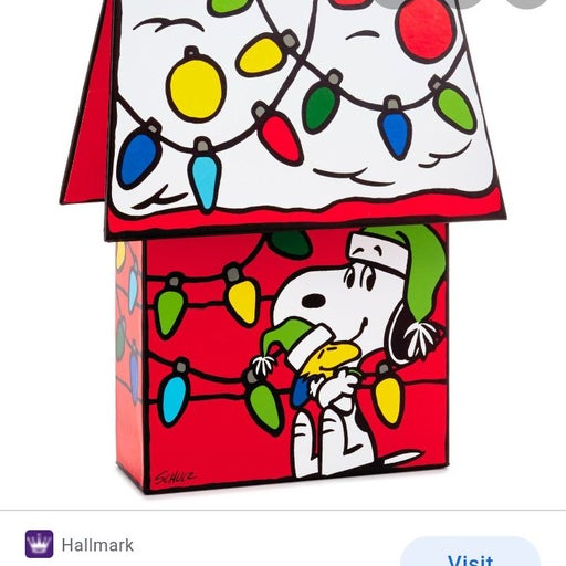 PEANUTS Snoopy/Woodstock Holiday Cards