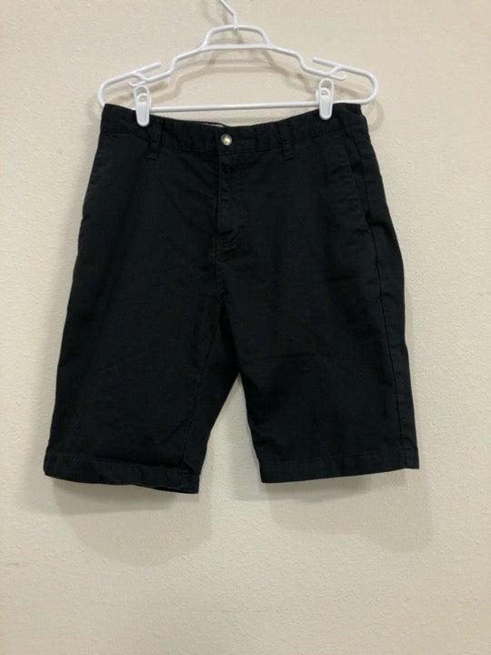 Volcom Men's Chino Shorts Size 30 Black