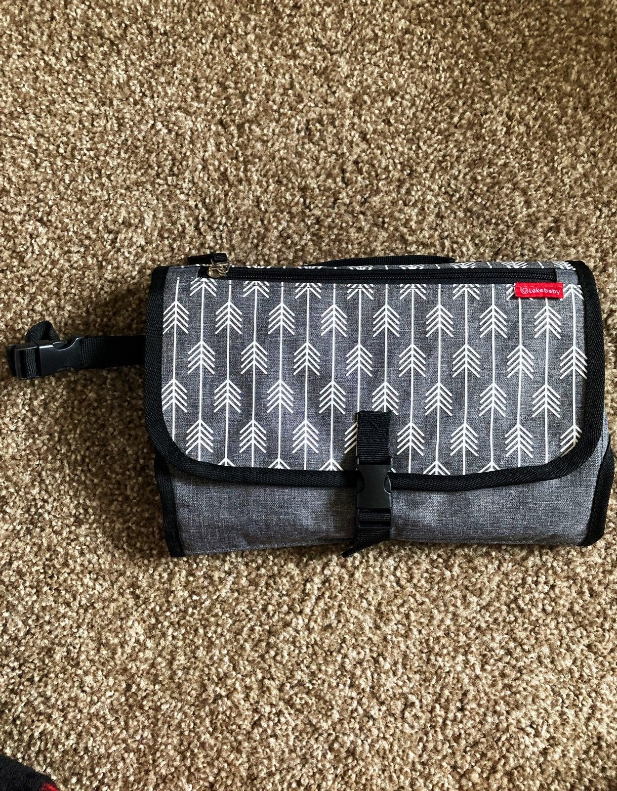 Leke baby portable changing mat