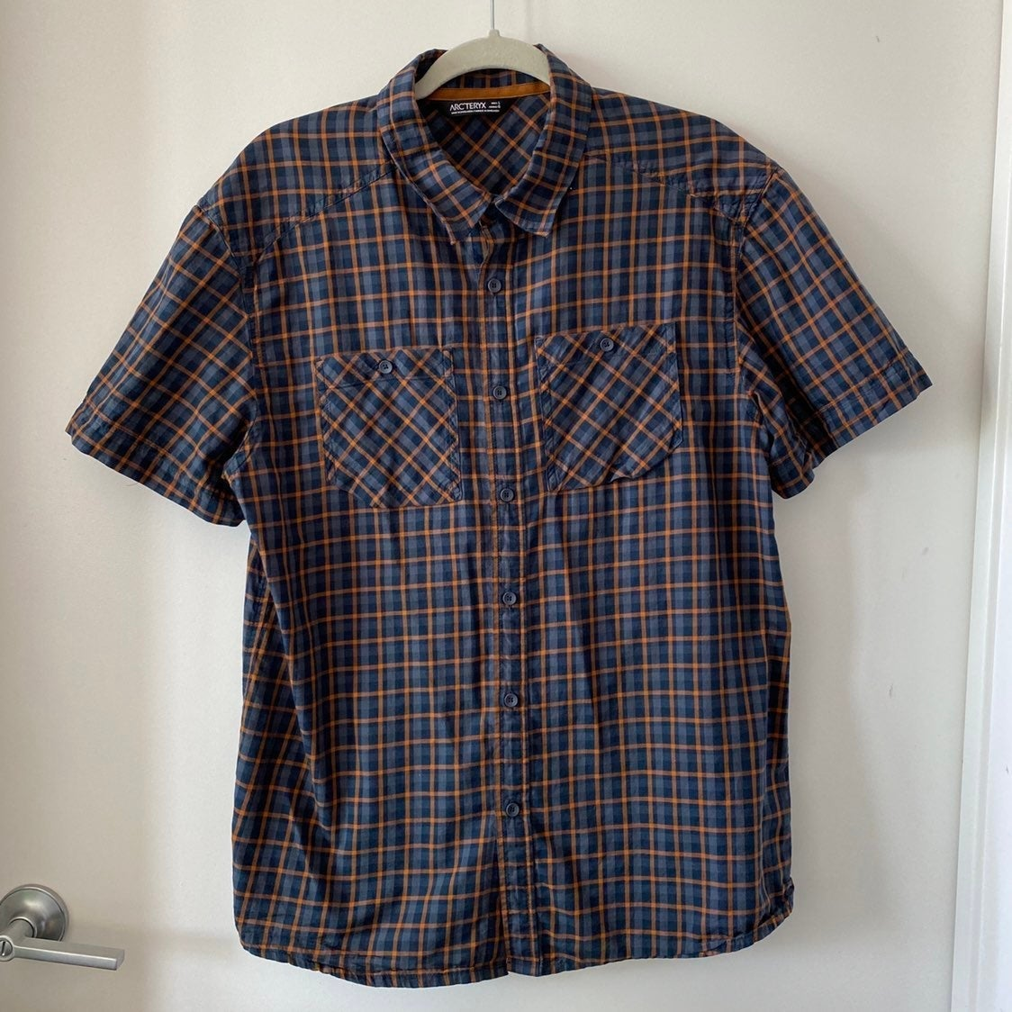 Arx'teryx Gryson plaid shirt