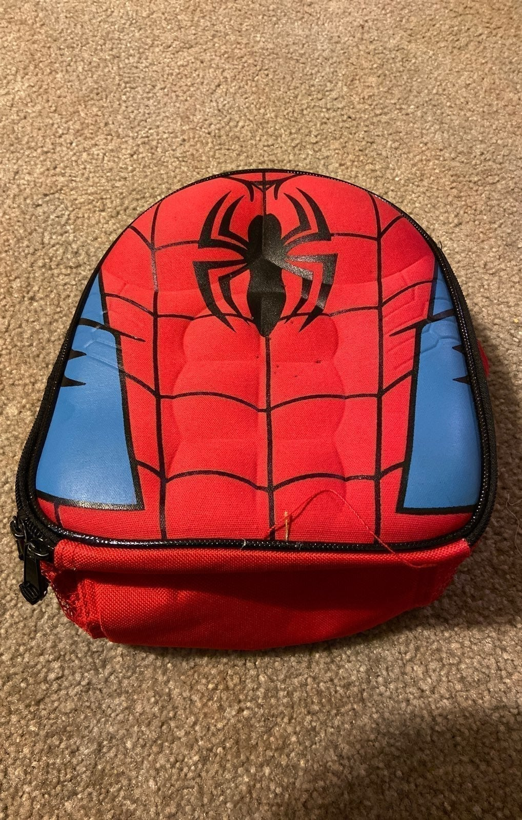 Spiderman Small Carrying Bag!!