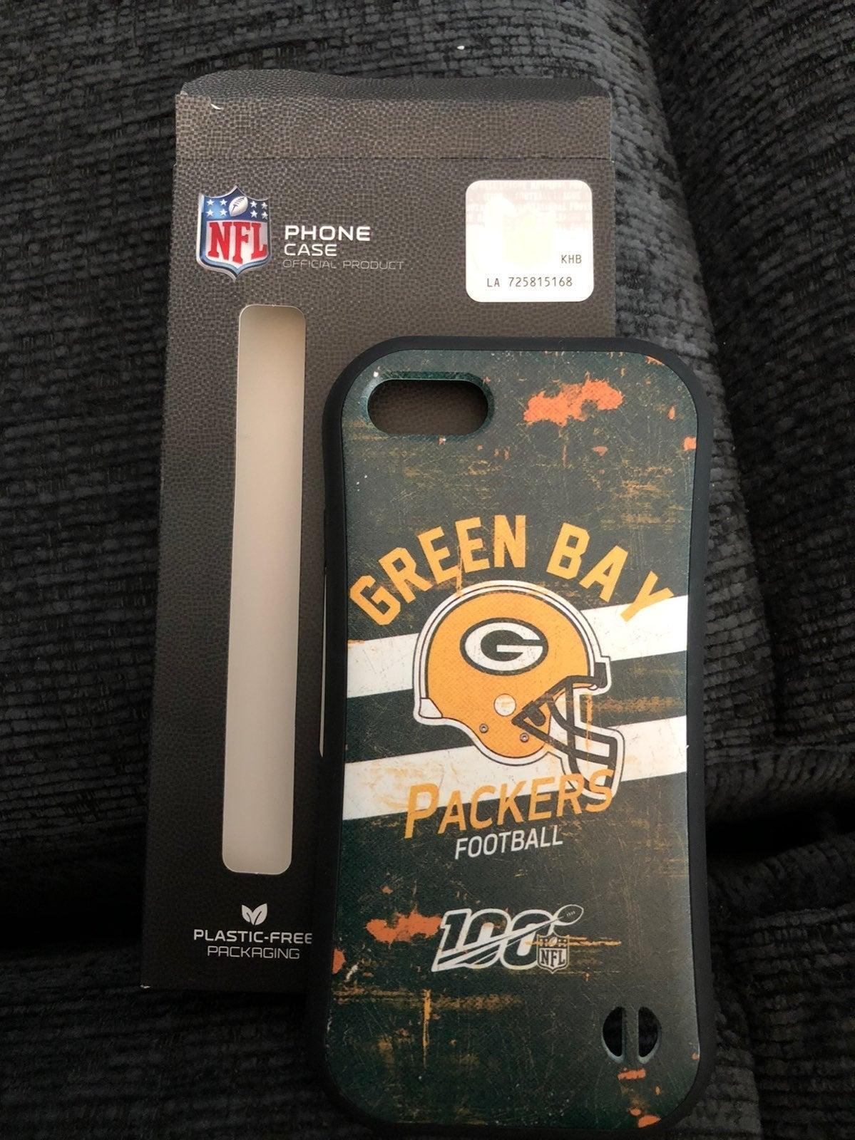 Green Bay Packers iPhone 7 Case -NIB