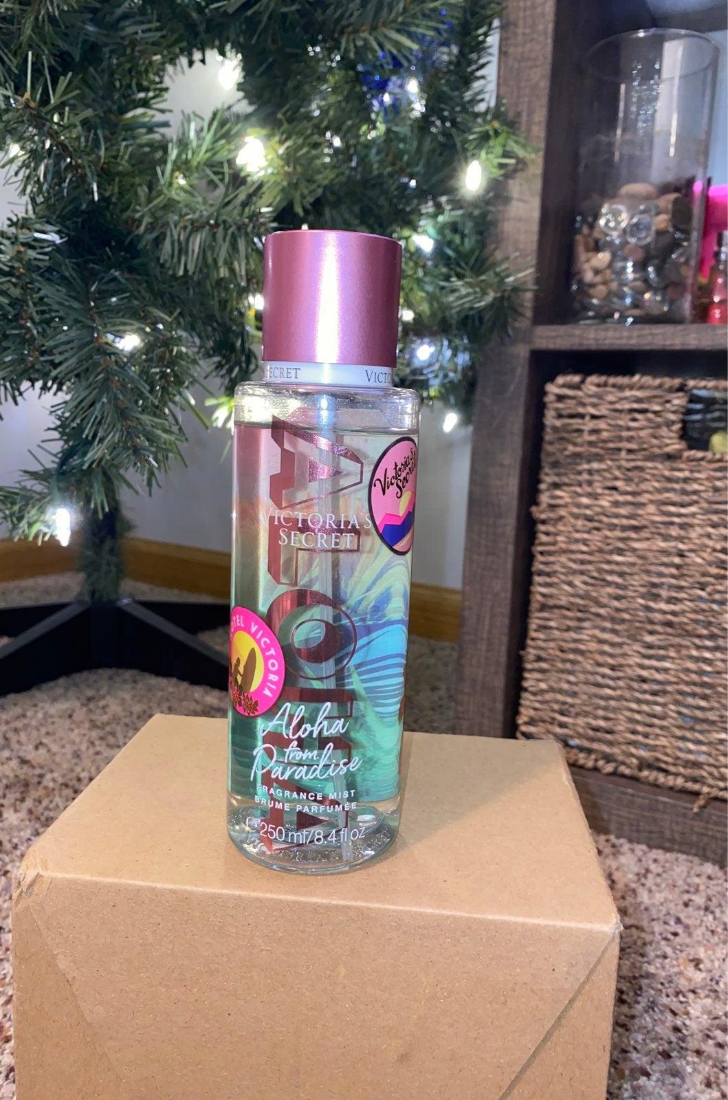 victoria secret PINK perfume