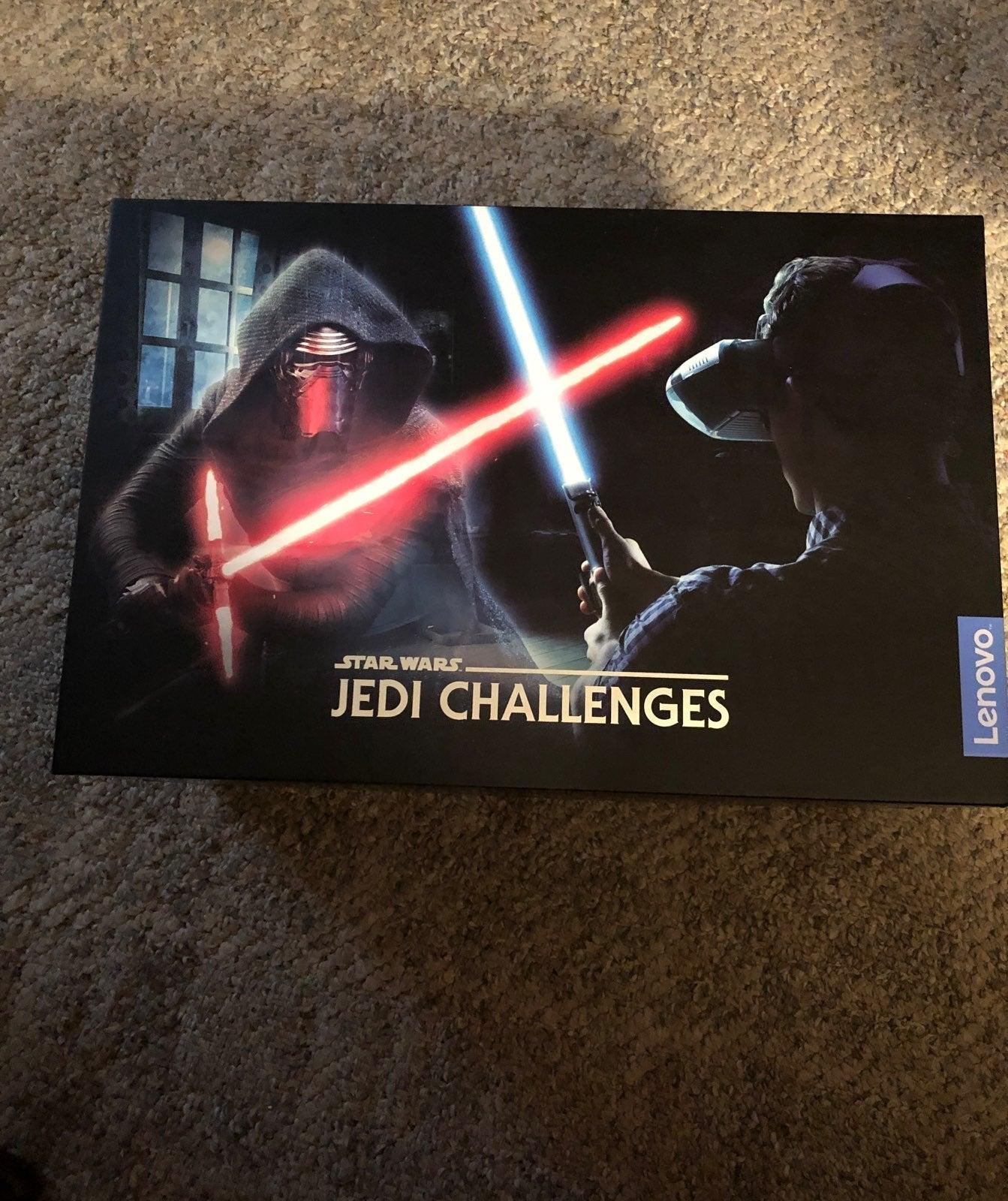 Star Wars Jedi Challenges VR Game