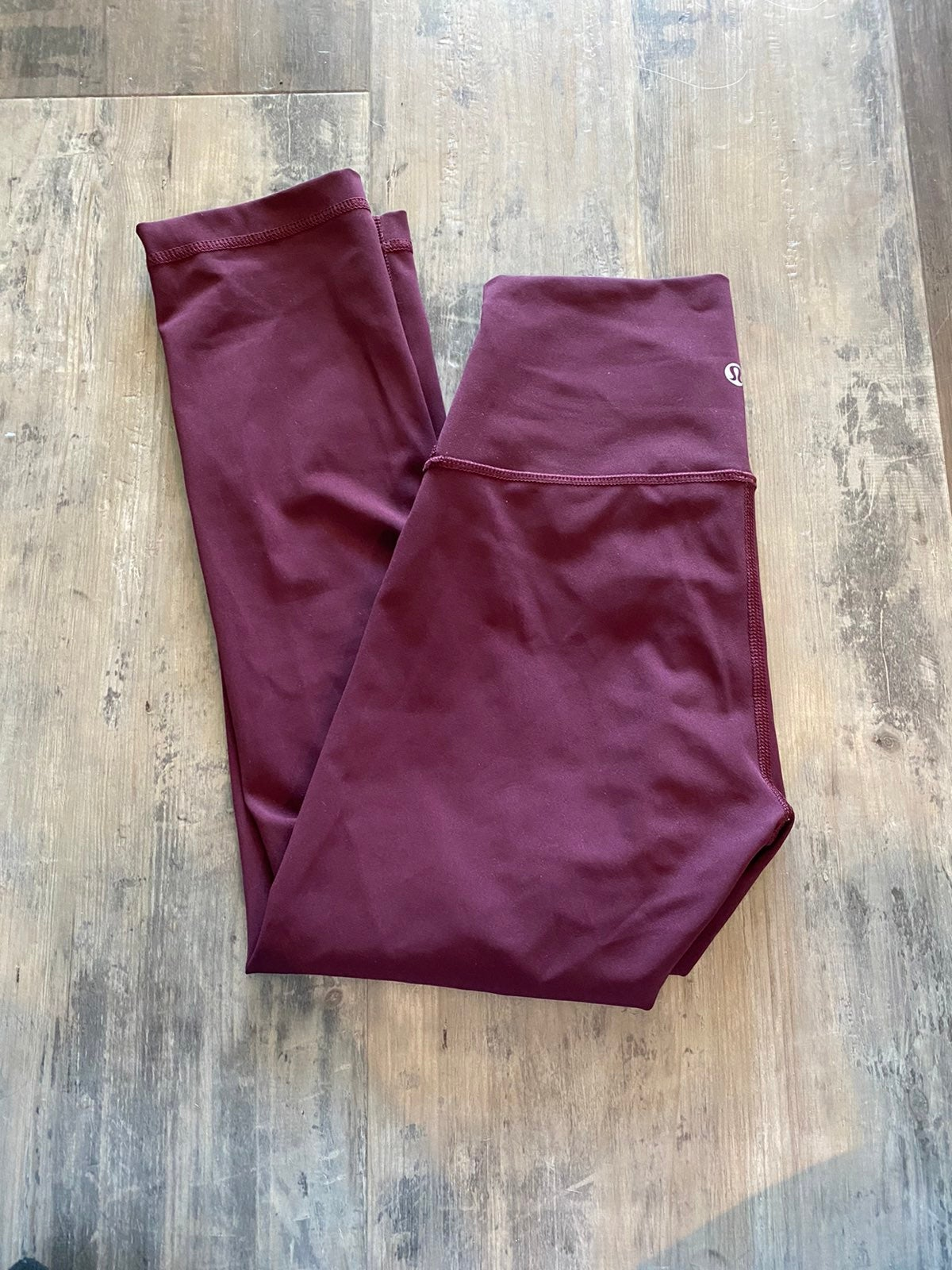 Lululemon wunder under crop 21""