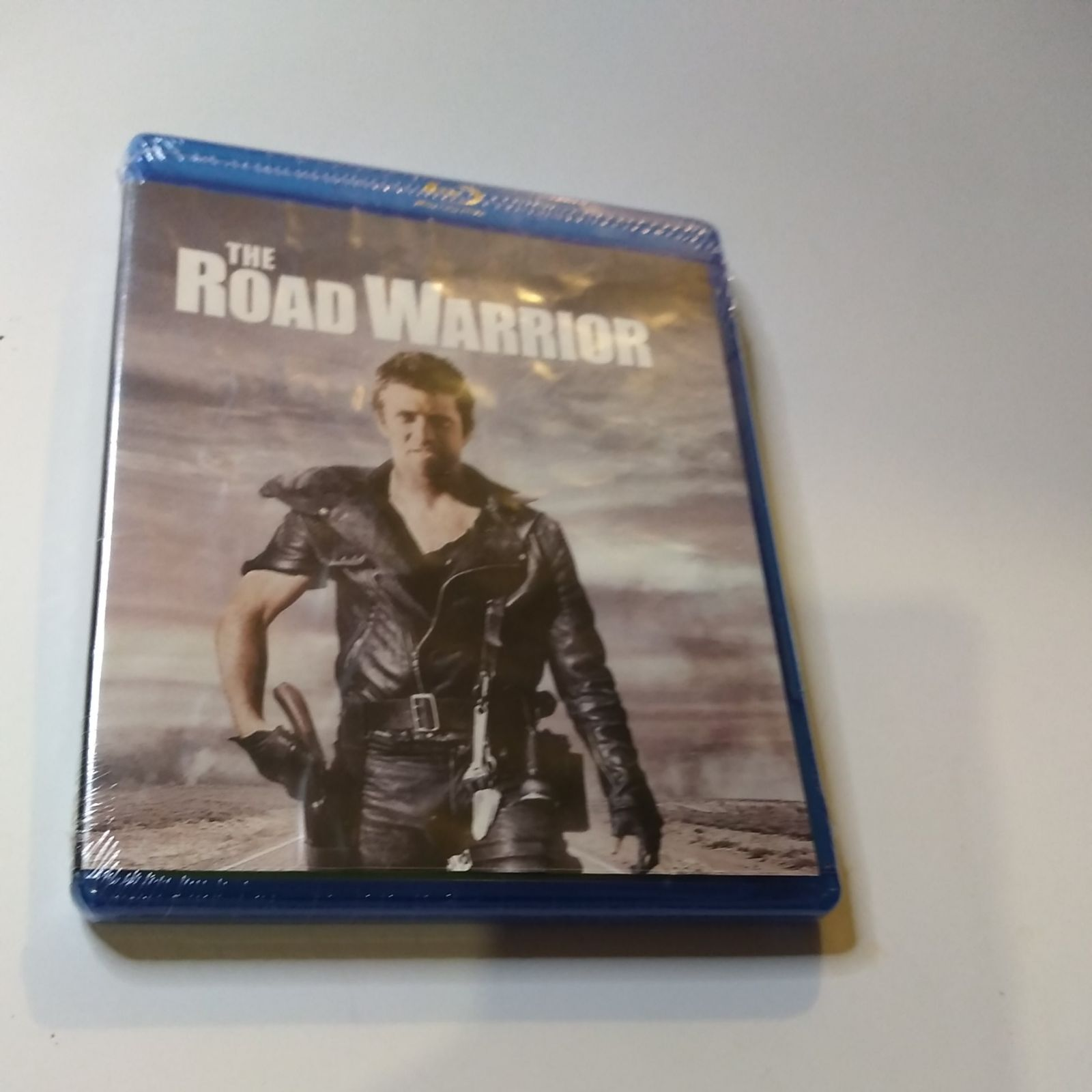 The Road Warrior (Blu-ray Disc, 2013). C