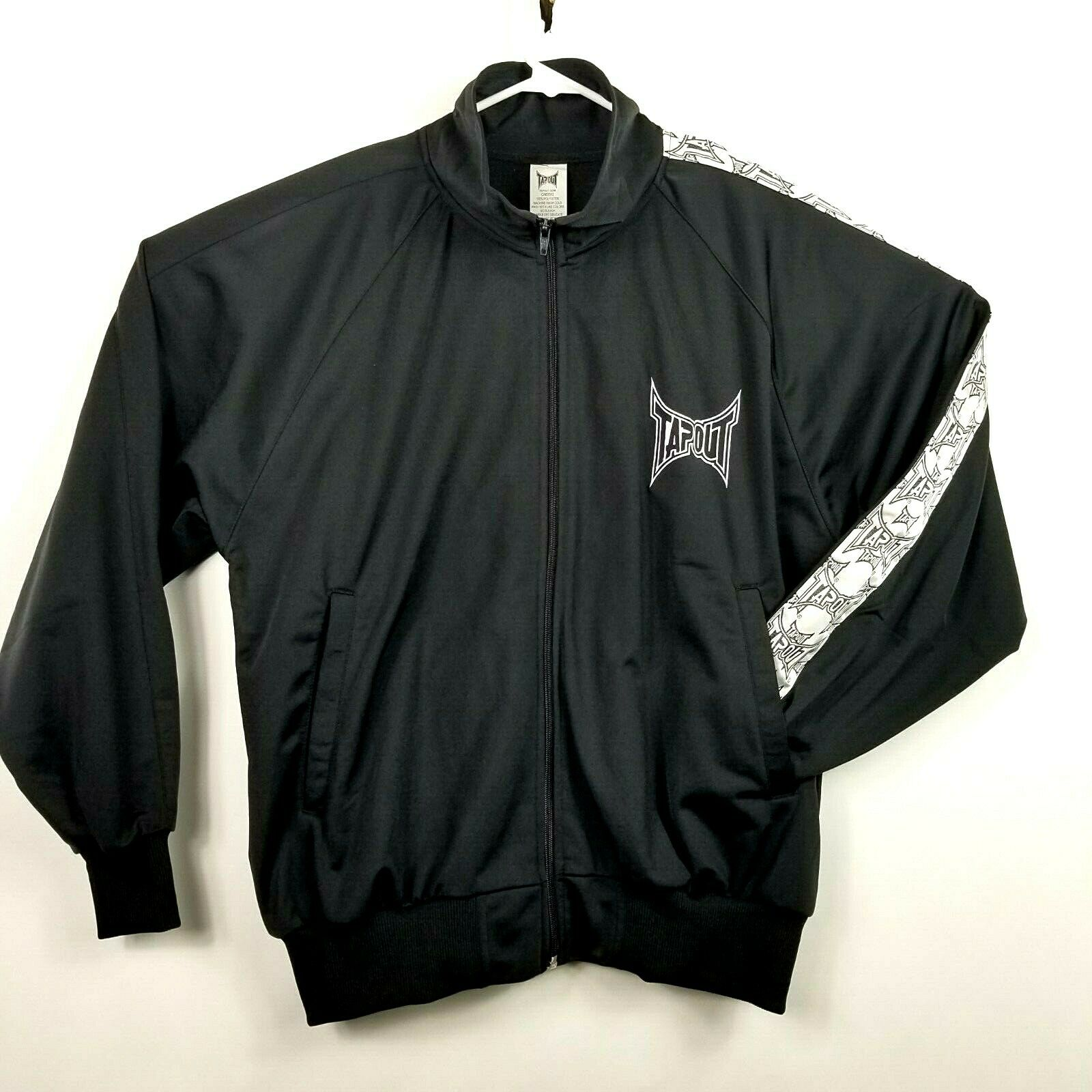 Tapout Track Jacket MMA Zip Up ...