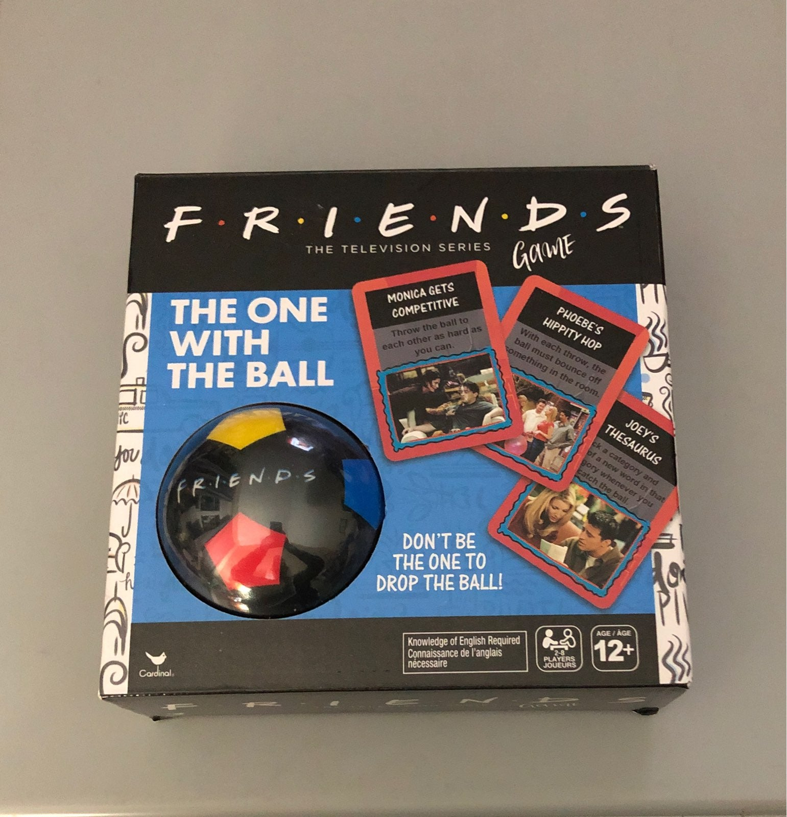 Friends The One With The Ball Game '90s