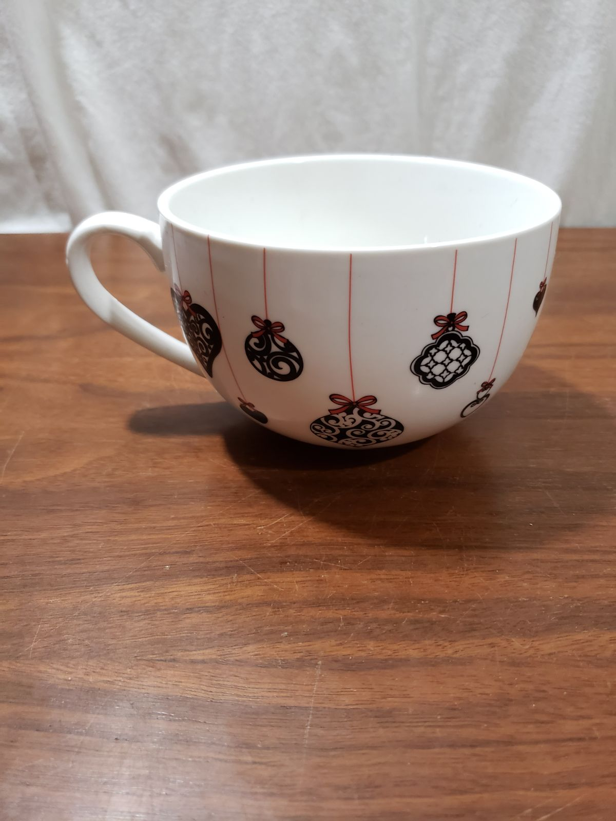 Brighton Ornament Latte Mug
