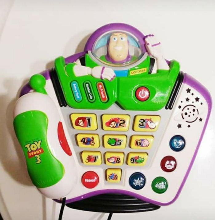 Disney Toy Story 3 Buzz Lightyear Phone
