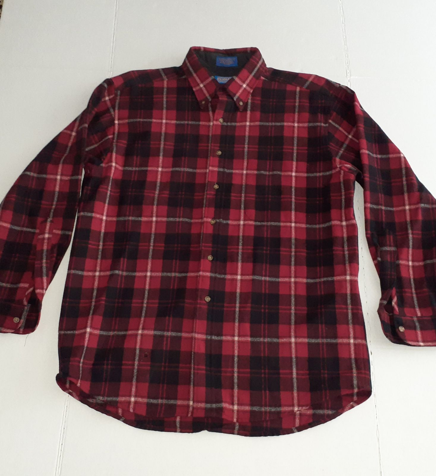 Pendleton 100% Virgin Wool Size Large