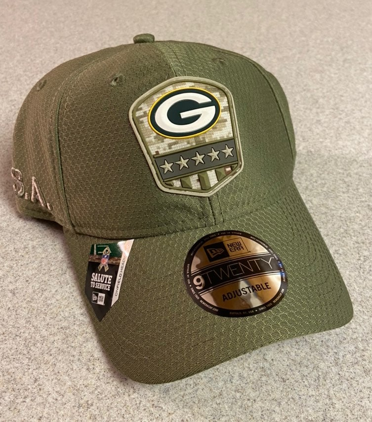 New Era STS Green Bay Packers Hat