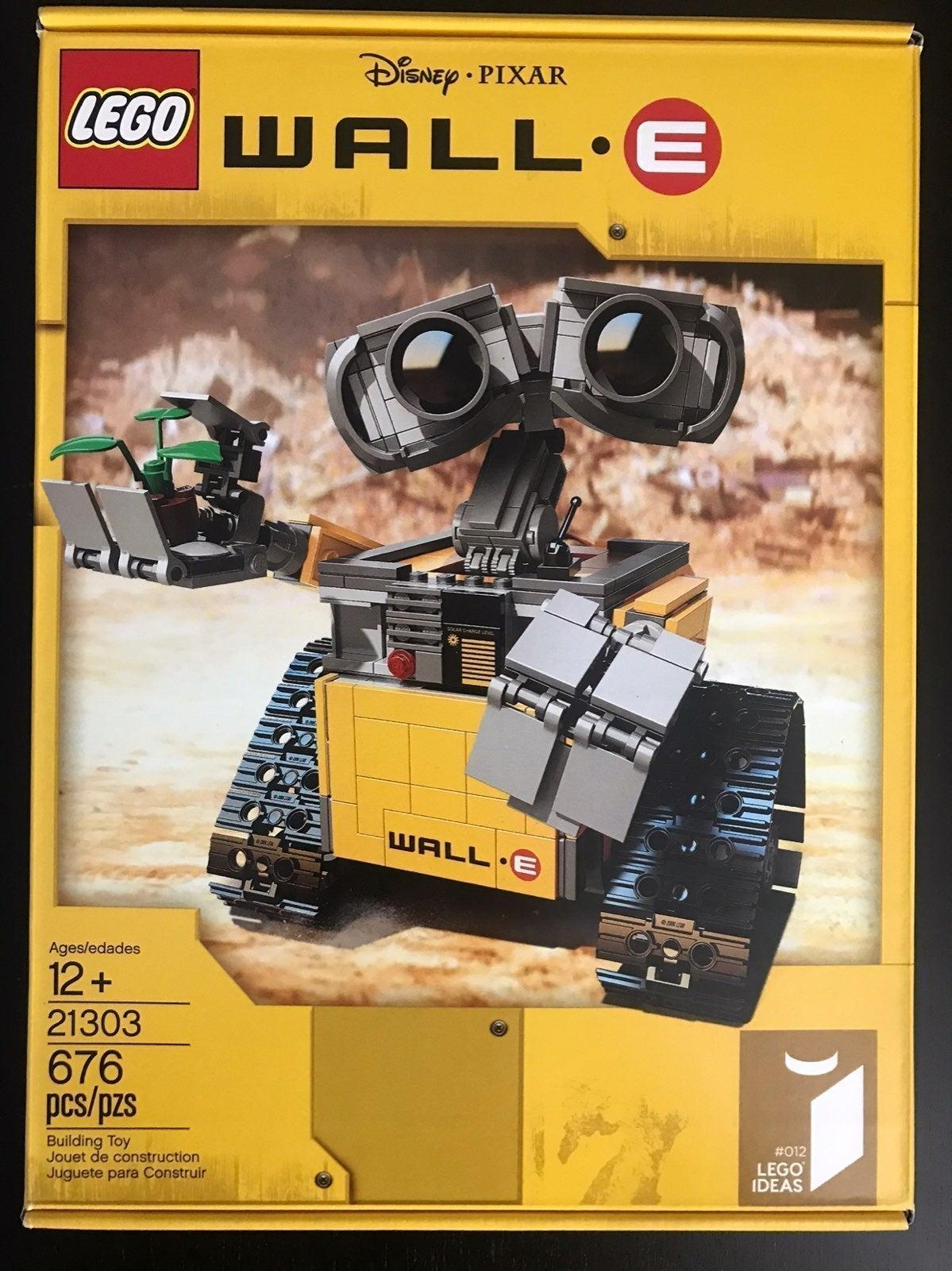 Lacrado V2 Pescoço Novo EM FOLHA Lego 21303 Idéias Wall-e