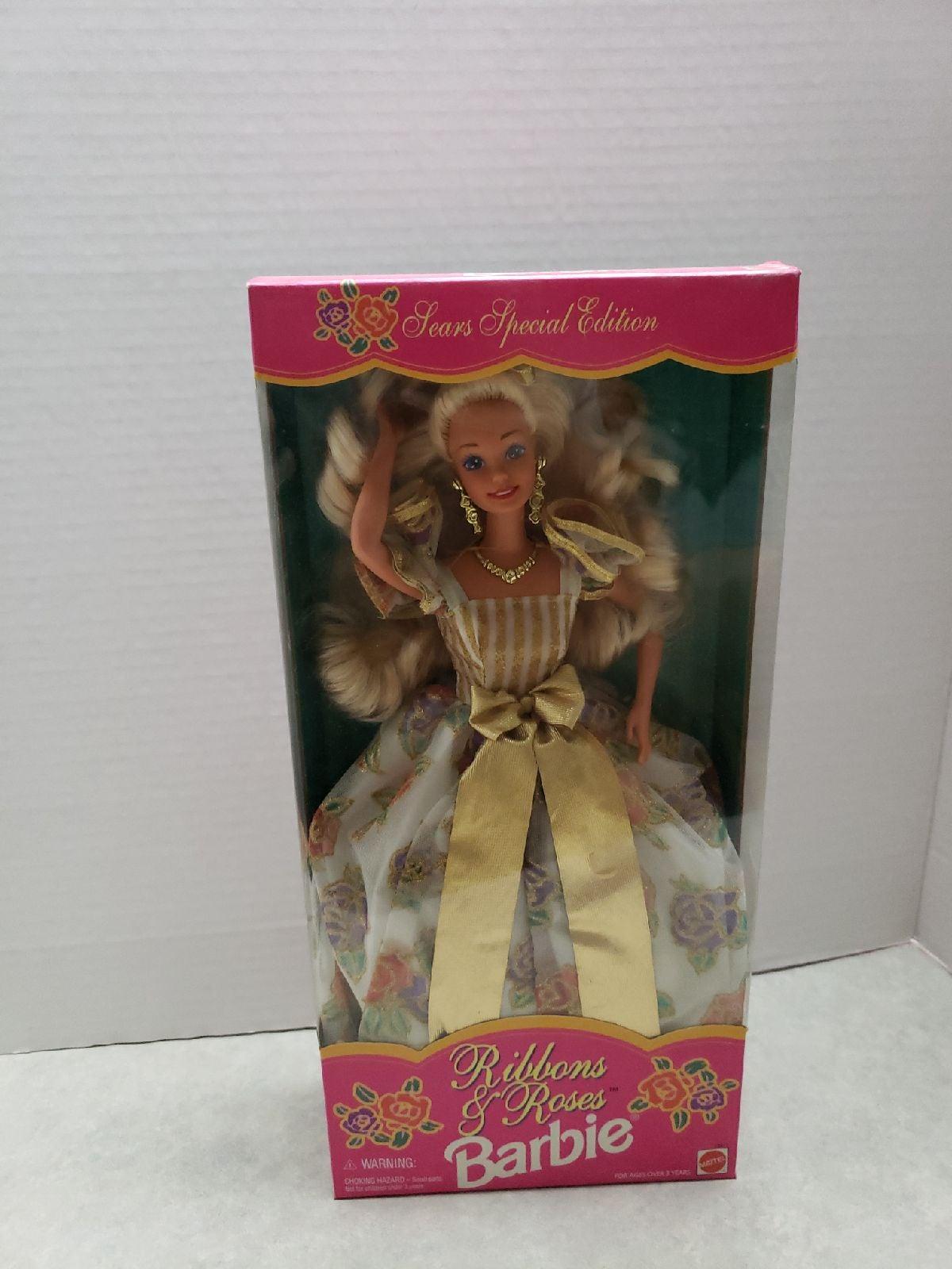 1994 Ribbons & Rose's Barbie