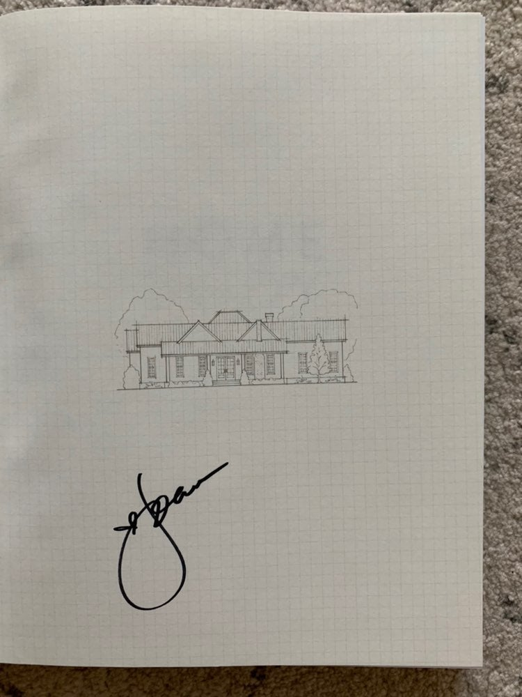 NWOT Homebody by Joanna Gaines - signed