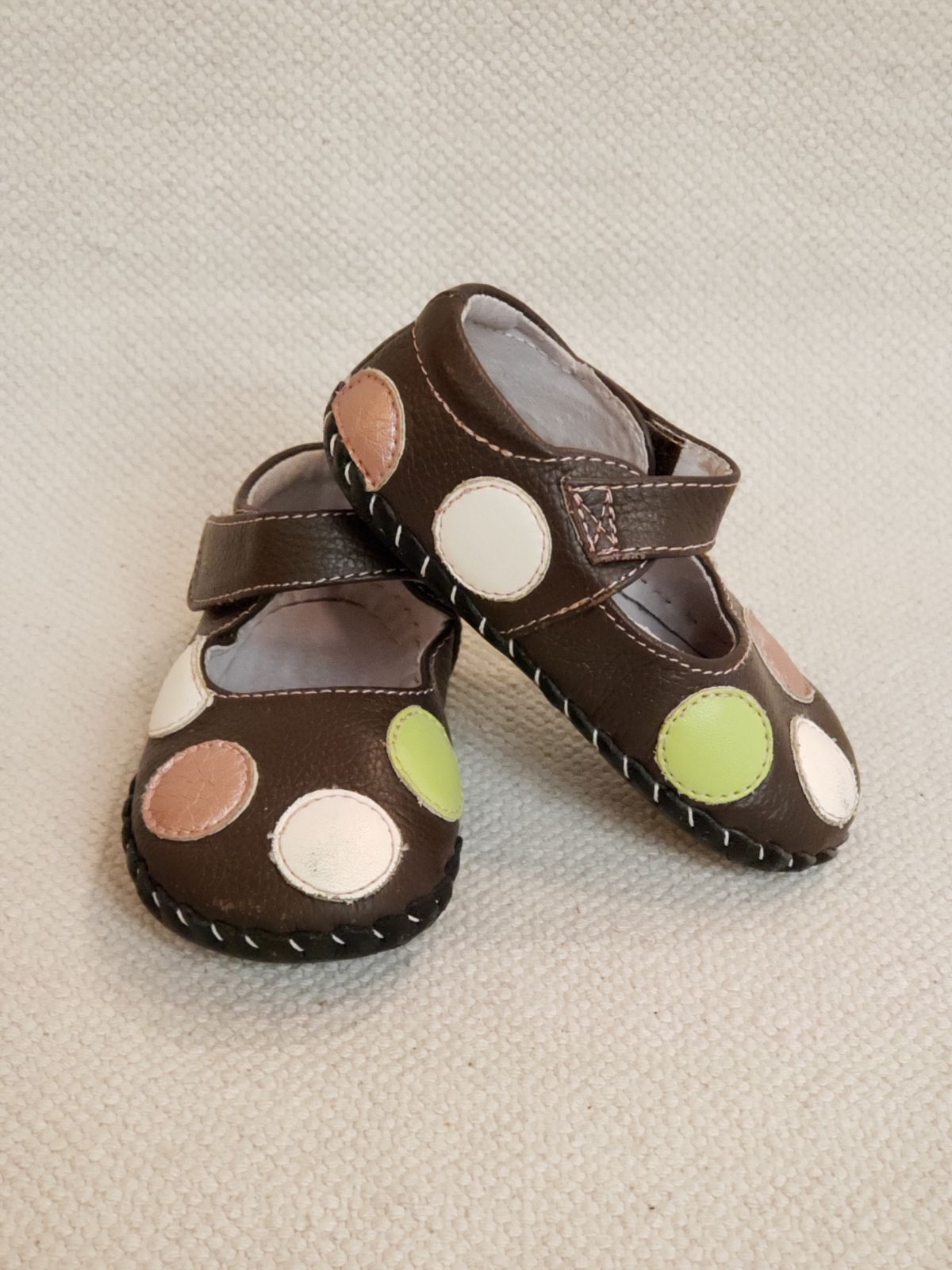 Pediped Toddler Girls Shoes 12-18 months
