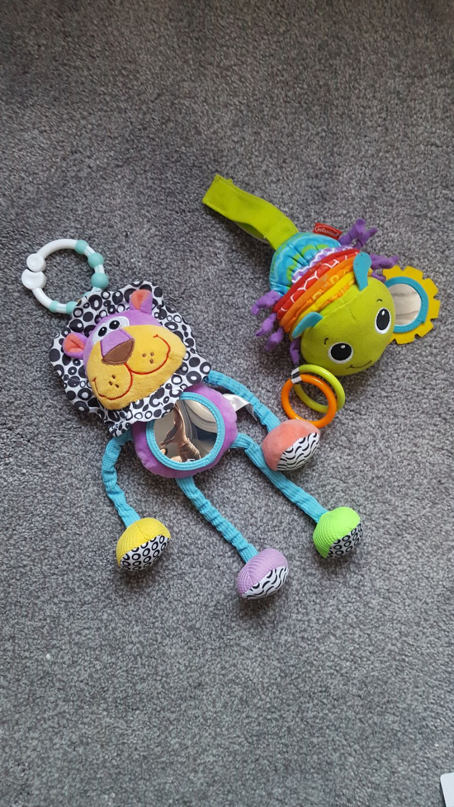 Baby Pull Activity Toy Bundle